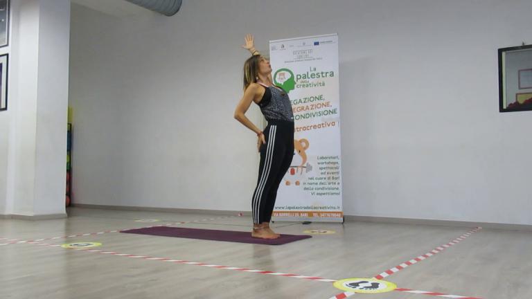 Pillole di Yoga – Lezione 1