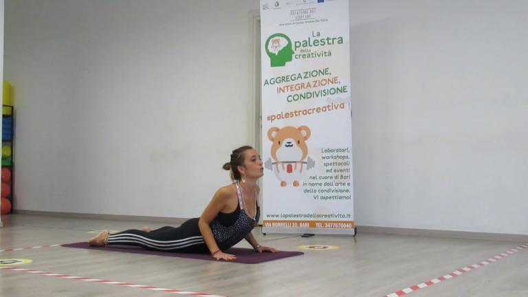 Pillole di Yoga – Lezione 2