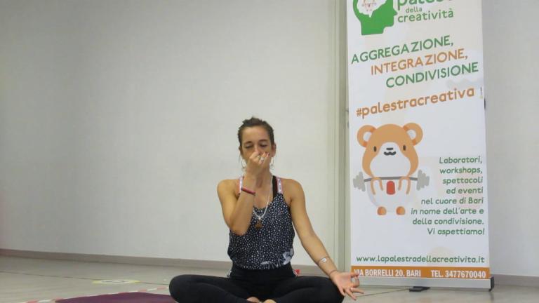 Pillole di Yoga – Lezione 3