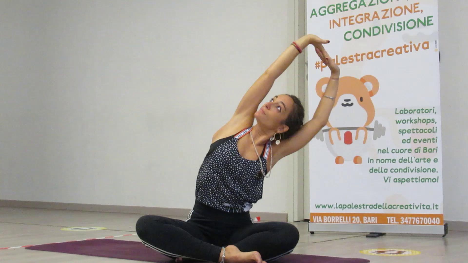 Pillole di Yoga – Lezione 4