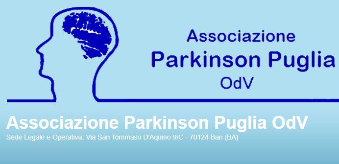 Conosciamo l'ass. Parkinson Puglia che ci segue ancora per questo mese di gennaio con le attività on line